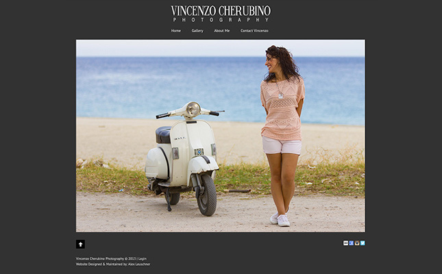 vphotography-website