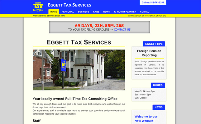 eggett-tax-website