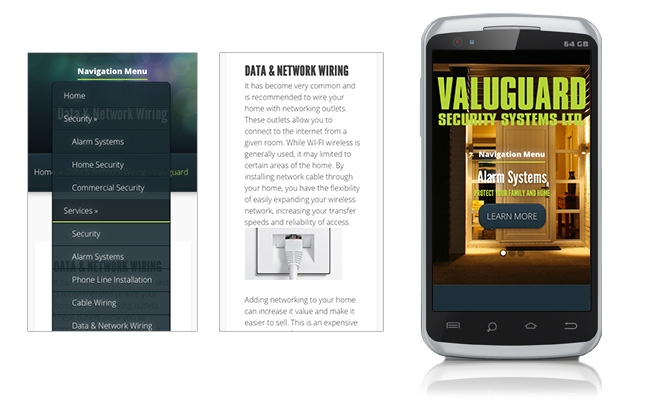 valuguard-mobile-website