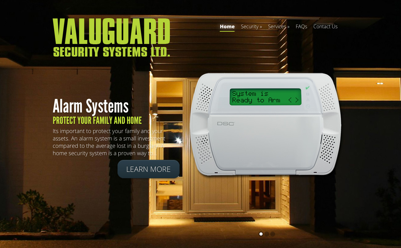 valuguard-security-website