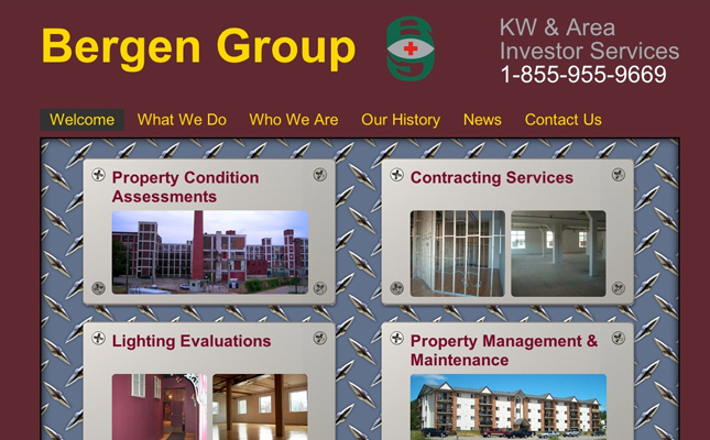 bergen-group-website