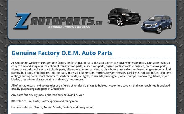 z-auto-parts