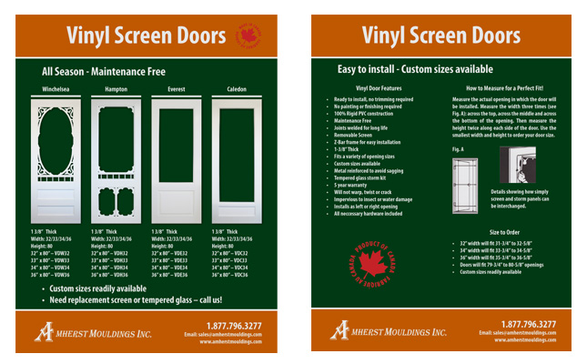 amherst-mouldings-vinyl-screen-doors-pamphlet
