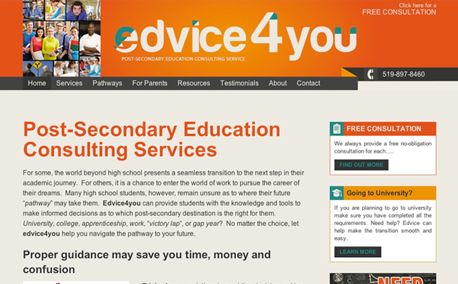 edvice4you-website