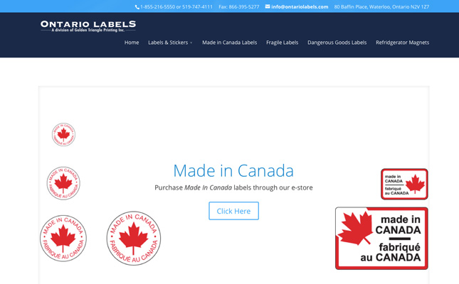 ontario-labels-website-redesign