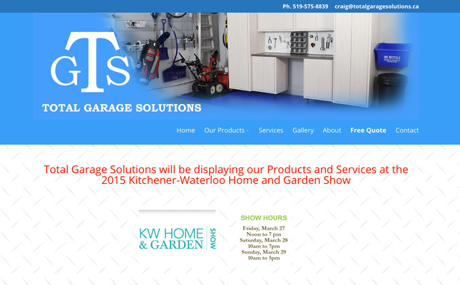 total-garage-solutions-website